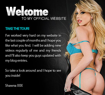 Welcome to Shawna Lenee Official Site